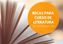 Becas para curso de literatura en Xalapa