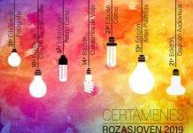Concursos de arte, cómic, audiovisual, Rozas Joven 2019