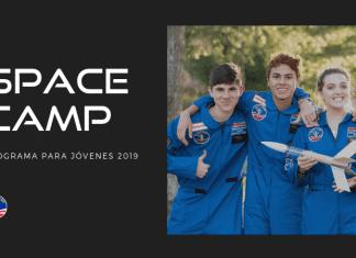 Becas Area Camp, viaje a Centro Espacial en Estados Unidos