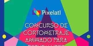 Concurso Pixelatl de cortos animados para estudiantes mexicanos
