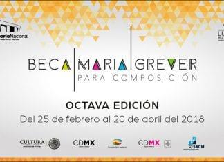 Novena tirada de la Ayuda Marihuana Grever: Llamamiento a compositores mexicanos
