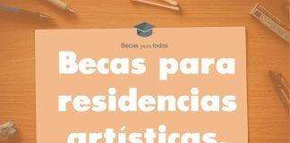 Becas de Residencia en Madrid para Creadores y Artistas.