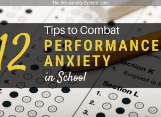 12 Tips to Battle Efficiency Stress And Anxiety in School