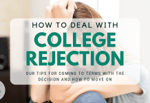 How to Handle College Rejection