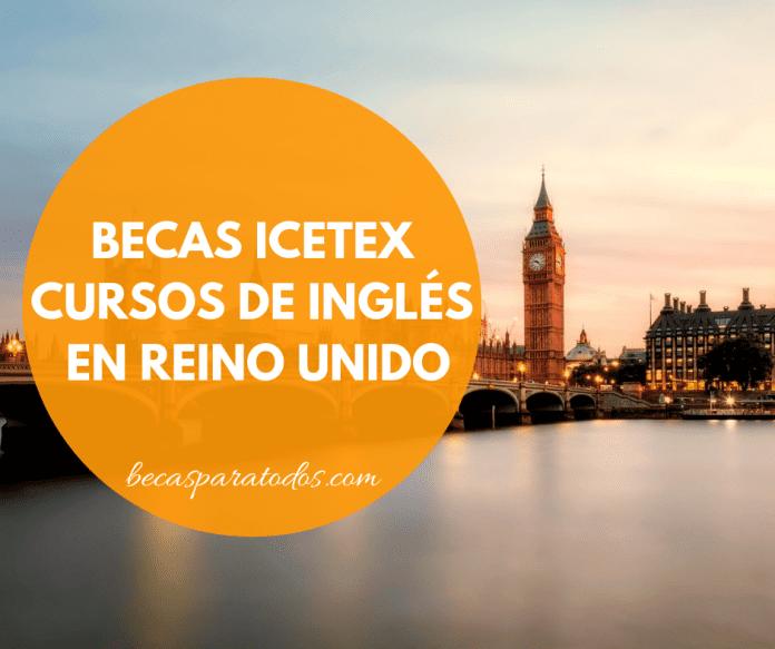 Becas BRICC idioma inglés para colombianos en Reino Unido