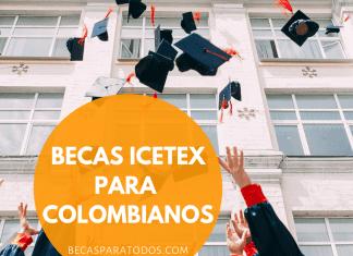 Becas para estudiar maestrías en Ecuador, para colombianos