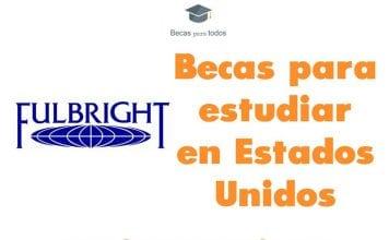 Becas para argentinos para hacer investigación en Estados Unidos, Fulbright.