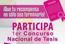 Concurso Nacional de Tesis INE, gana hasta $50,000 MXN