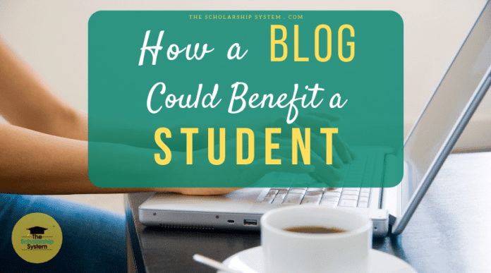 How a Blog site Might Benefit a Trainee