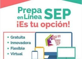 Prepa en línea gratis, convocatoria de la SEP 2019
