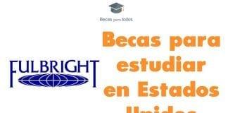 Becas para estudiantes de doctorado colombianos, estancia en Estados Unidos.