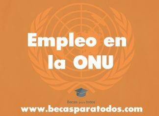 Empleo en ONU México, vacantes