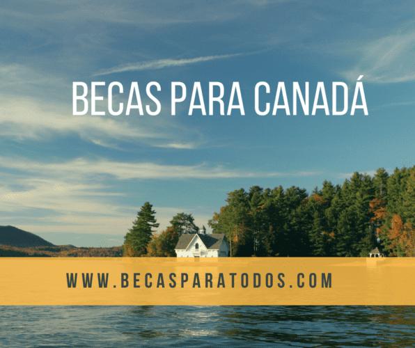 Becas para formarse posgrado en Quebec, estudiantes mexicanos