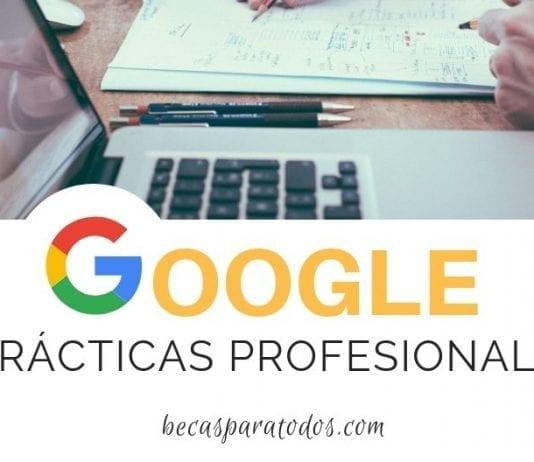 Pasantías en Google Colombia, varias áreas