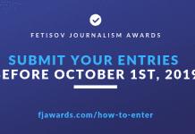 Premios Fetisov de periodismo internacional