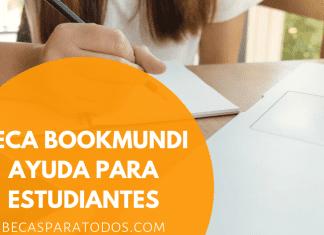 Beca Bookmundi, ayuda para estudios universitarios