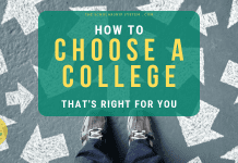 How to Pick a College That's Right for You