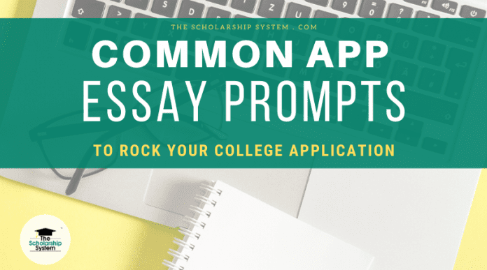 Typical App Essay Triggers to Rock Your College Application
