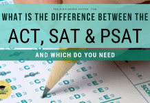 What is the Distinction In Between the ACT, SAT, and PSAT, and Which Do You Required?