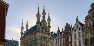 Becas para estudiantes internacionales, Maestría en Ciencias en Bélgica.