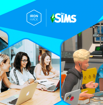 Becas Iron Hack The Sims para carreras tech