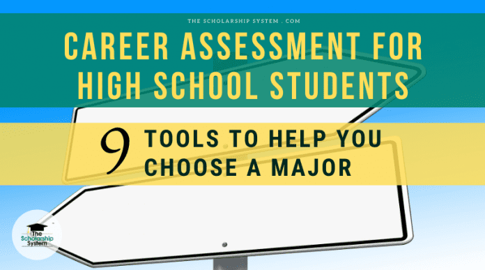 Profession Evaluation for High School Trainees: 9 Tools to Assist Select Your Significant