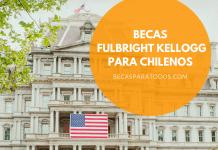Becas Fulbright Kellogg para investigadores chilenos