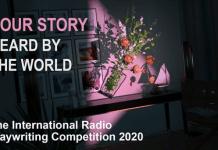 Concurso internacional BBC de escritura de teatro para radio