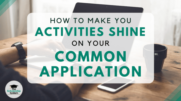 How to Make Your Activities Shine on Your Typical Application