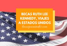 Becas de viajes para diploma, Fulbright Ruth Lee Kennedy