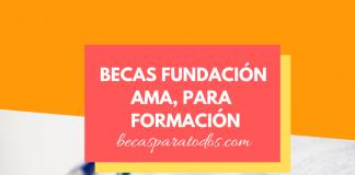 Becas AMA de cursos para profesionales de la salud en España