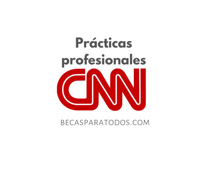Pasantías para españoles en CNN Londres