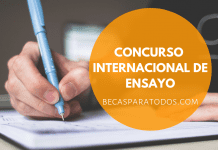 Concurso internacional de ensayos en inglés sobre gratitud, The Water fountain