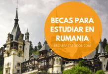 Becas para todos, grado y posgrado en Rumania