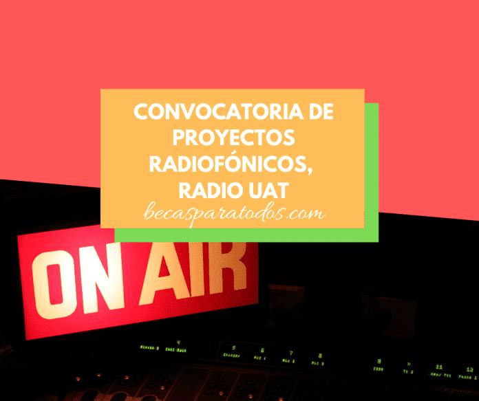 Convocatoria de proyectos de radio ciudadanos, Radio UAT