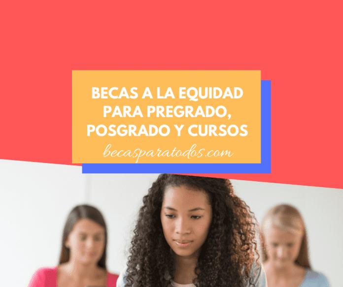 Becas a la equidad, para mujeres, Universidad EAN