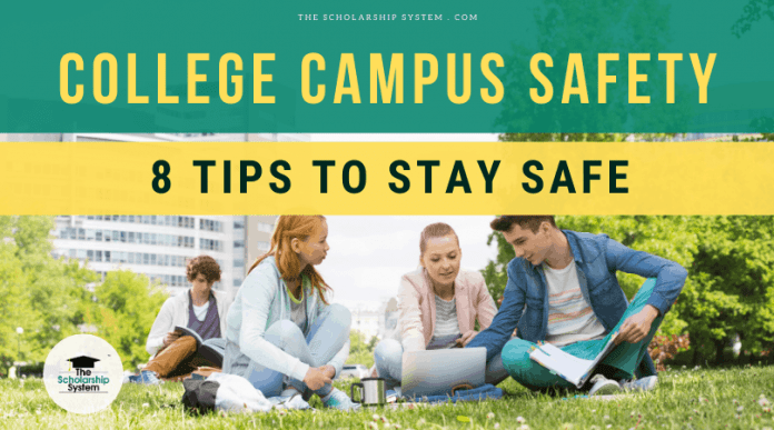 College School Security– 8 Tips to Stay Safe