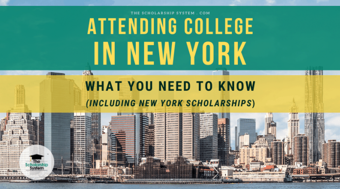 Going To College in New York City