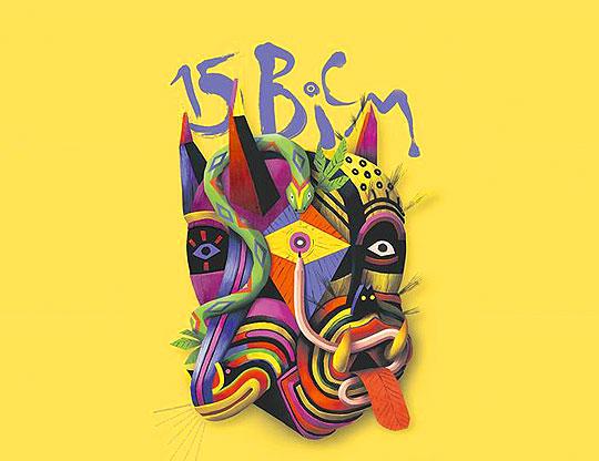 Participa en la Bienal Internacional del Cartel, BICM.