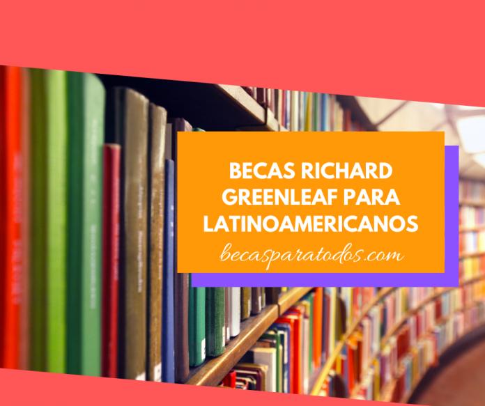 Becas Richard Greenleaf para latinos, observación en Estados Unidos