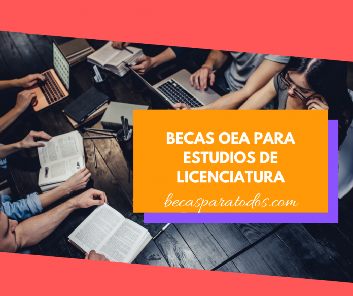Becas OEA para licenciatura en Trinidad y Tobago