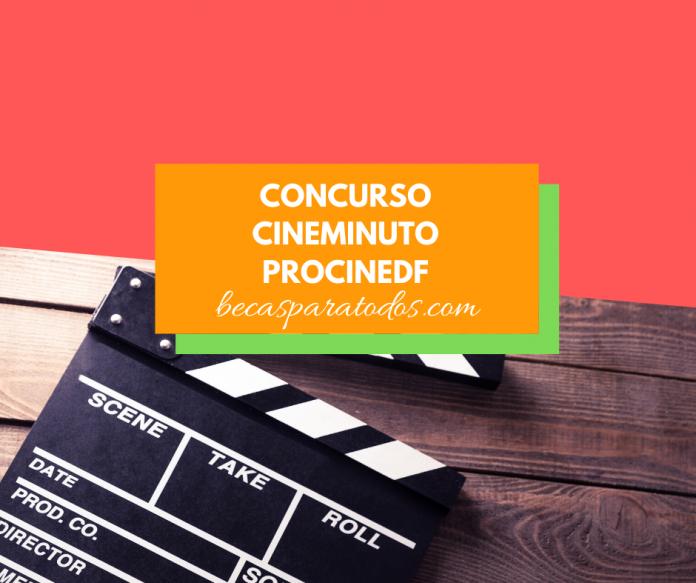 Concurso CINEMINUTO, PROCINEDF, sobre el Covid 19
