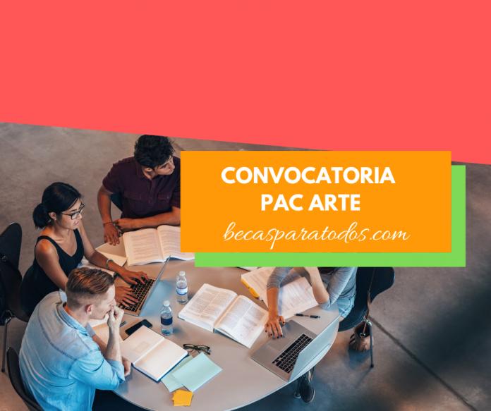 Convocatoria PAC, para artistas mexicanos