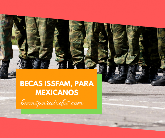 Becas ISSFAM registro, solicitud, REQUISITOS