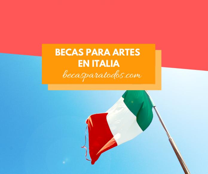 Becas para Artes Aplicadas y Diseño en Italia