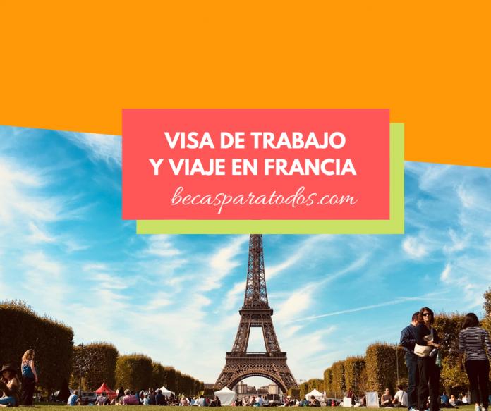 Mexicanos ya pueden solicitar la working vacation visa de Francia