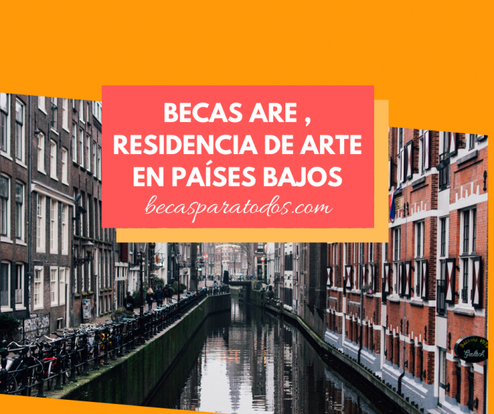 Becas ARE para residencia de arte, Países Bajos
