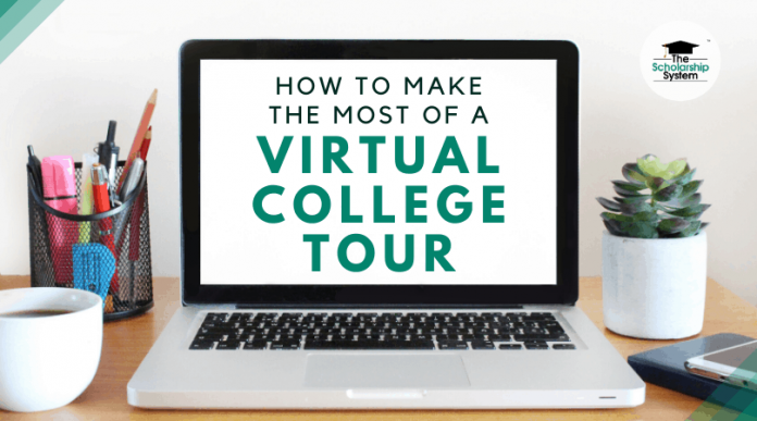How to Maximize a Virtual College Trip
