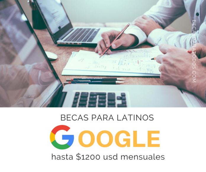 Becas de Google para latinoamericanos, programa LARA