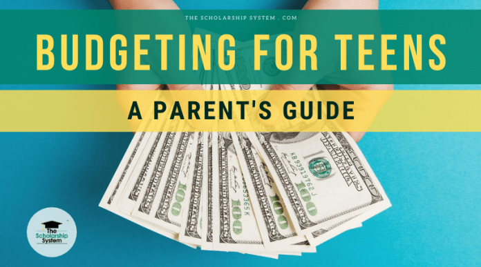 Budgeting for Teenagers– A Guide for Parents